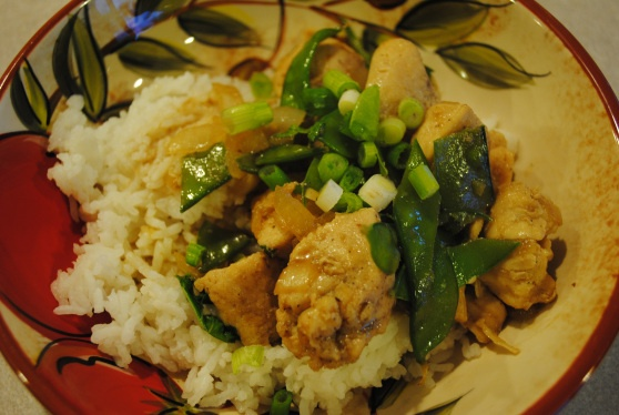 lime basil chicken