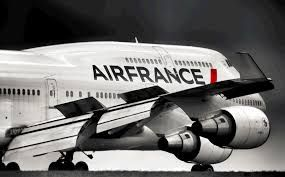 Image result for Boeing 747, Air France,