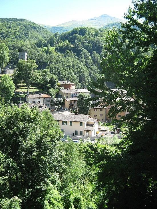 My family's hometown - Fiumalbo, Italy