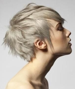 picture of short hairstyle, new look of short hair for girls number 96