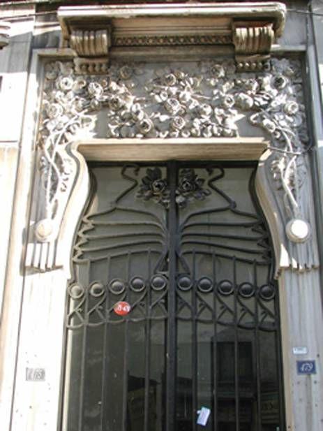 Çağdaş Sanata Varış 24 | İstanbul'da Art Nouveau | Kavrakoğlu