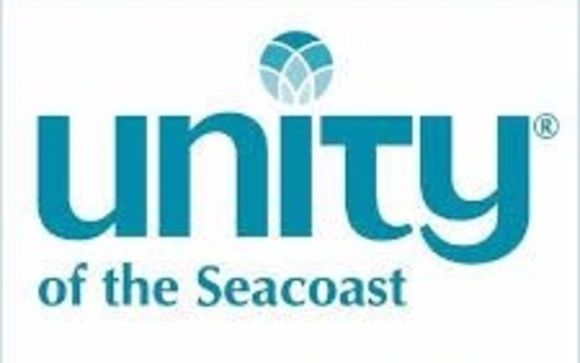 Next Sunday 12/31 at 10am - A Guest Speaker at Unity Seacoast Church