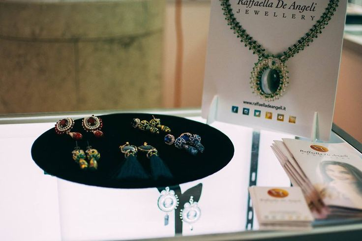 """#RaffaellaDeAngeli. """"Each jewel is like a cuddle"""". Each jewel is a single piece: designed, crafted and created for a unique woman. Come to discover this brand in New York (434 Broadway). #OfficialMadeinItaly #NewYork #Jewelry"""