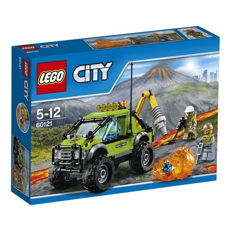 #Lego #LEGO® #60121   LEGO City Vulkan-Forschungstruck  Junge Multi Tschechische Republik 1/06/16     Hier klicken, um weiterzulesen.  Ihr Onlineshop in #Zürich #Bern #Basel #Genf #St.Gallen