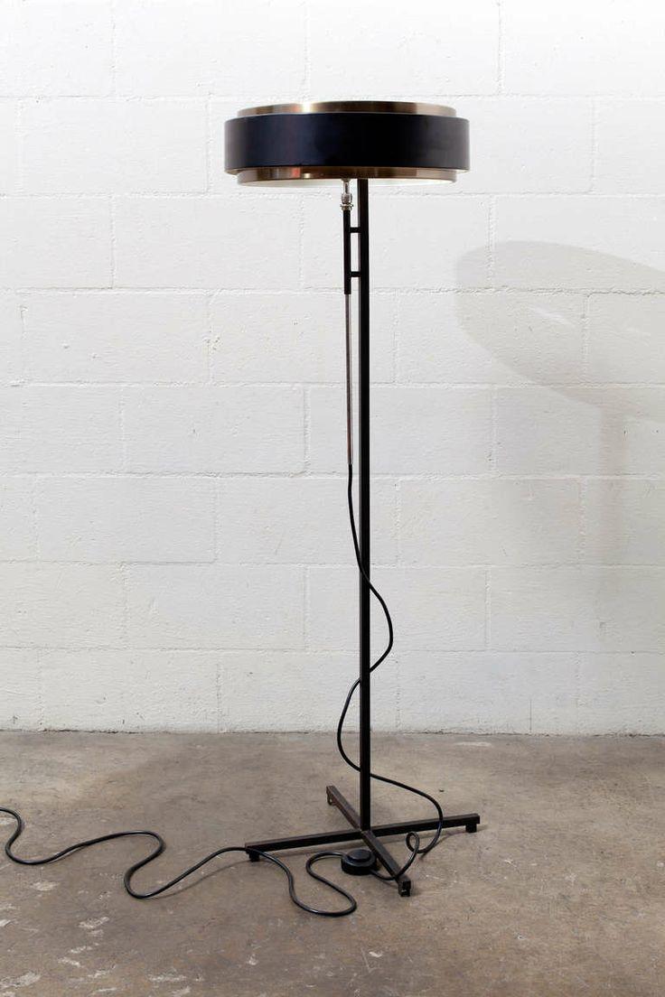 Best 25 copper floor lamp ideas on pinterest copper lighting hiemstra black and copper floor lamp jameslax Choice Image
