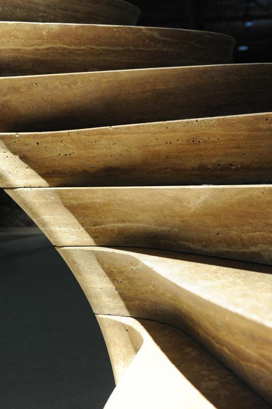 Inside Marmomacc 2012 #design #marmomacc #architecture #stone #marble #interiordesign
