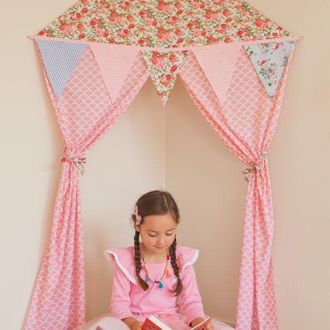 cabaninha para festa do pijama cabana infantil tenda infantil cabanau