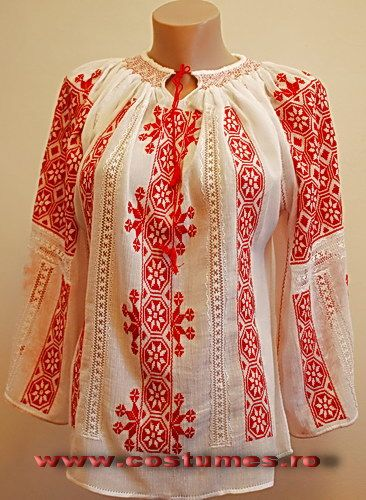 romanian blouse (Tunic)