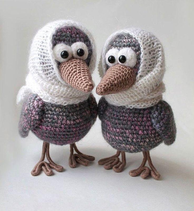 3,327 отметок «Нравится», 52 комментариев — ⭐️ Всё лучшее в мире вязания❤️ (@knitted_and_crochet_ideas) в Instagram: « @mafulya_crochettoys »