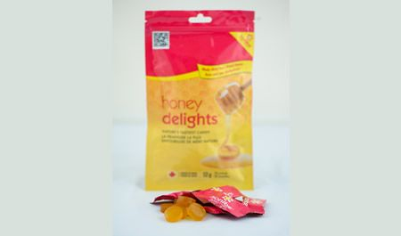 Our Products - honibe® honey delights®  are the world's first candy made from 100% pure dried #honey