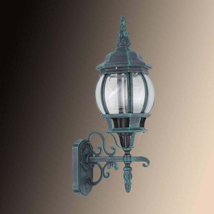 Уличный настенный светильник Atlanta A1041AL-1BG производства Arte Lamp - купить в Набережных Челнах с доставкой от интернет-магазина ТКСвет