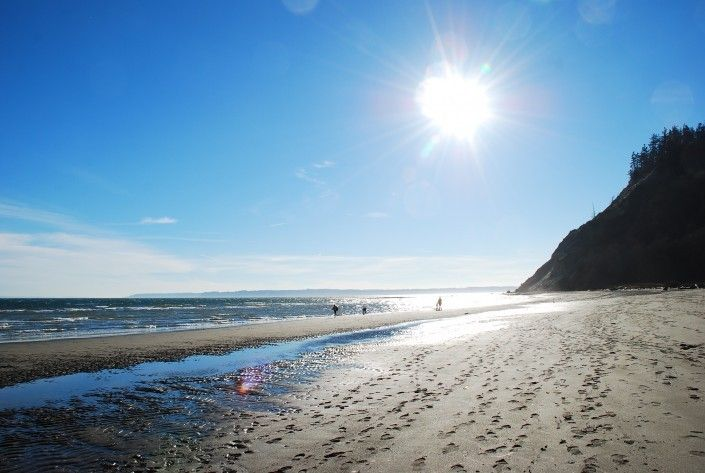5 Best Beaches on Whidbey Island