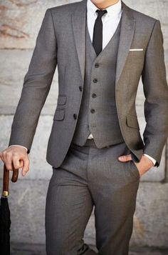 Grey is more Dapper and more versatile than Black