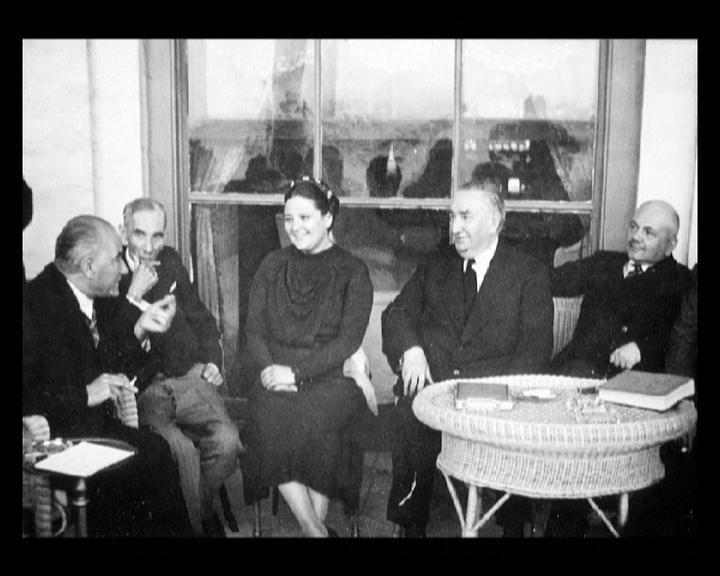 Ulu önder Mustafa Kemal Atatürk'ün az bilenen fotoğrafları