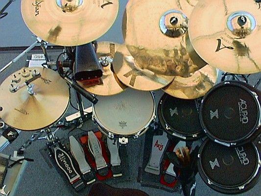 Rick Allen Drum Pedals