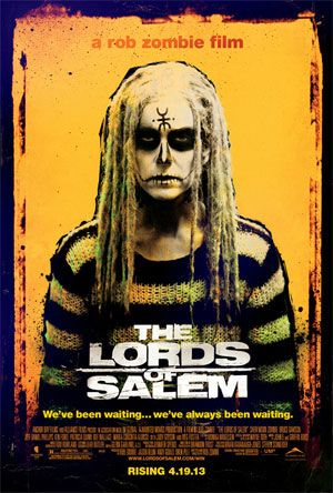 #TheLordsofSalem - a #RobZombie film - RISING 4 · 19 · 13