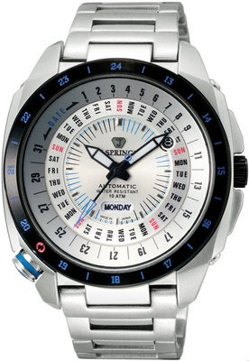 J Springs Beb049 Automatic Retro Future Mens Watch. Another great designed Automatic from J Springs at a great price. J Springs produces affordable watches using precision movements from Seiko Instruments Inc.