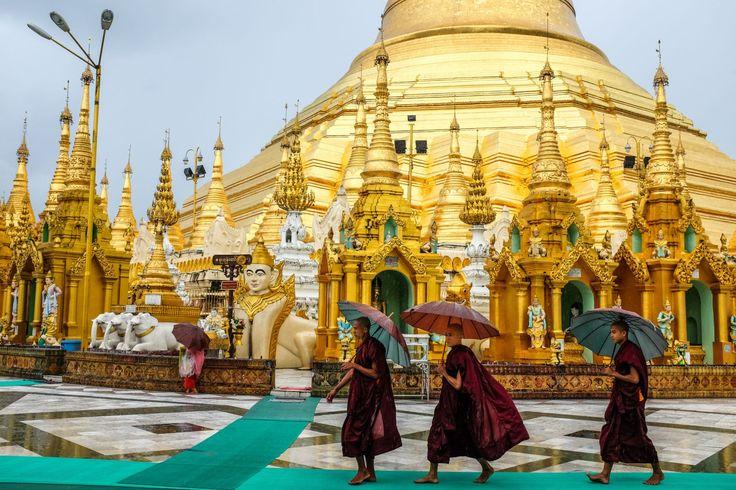 Yangon, Birmânia - - SAPO Viagens