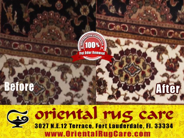 Oriental Rug Cleaning Specialists in Wellington