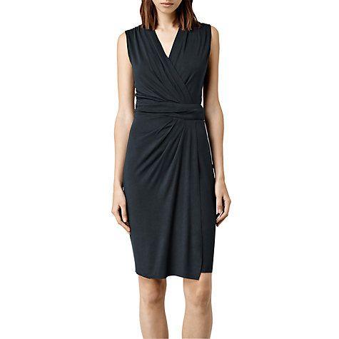 Buy AllSaints Novi Dress Online at johnlewis.com