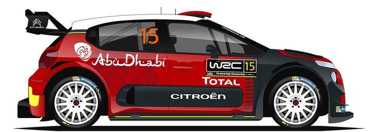 WRC | CITROEN | #15 ( 6 )