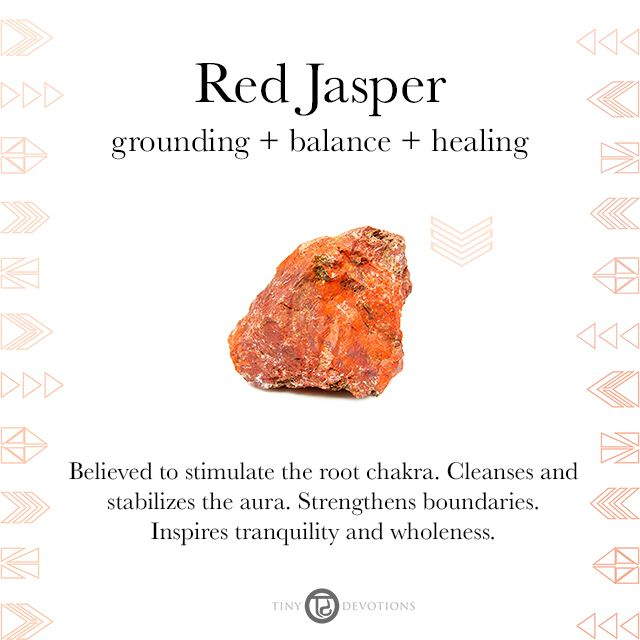 Red Jasper | Gemstones & Sacred Materials | Tiny Devotions | Mala Beads