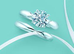 ティファニー ハーモニー エンゲージメント リング。プラチナのエンゲージリング・婚約指輪一覧❤