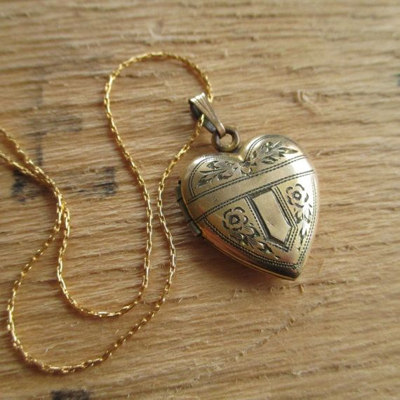 deco necklace photograph pendant art this like il item vintage german listing