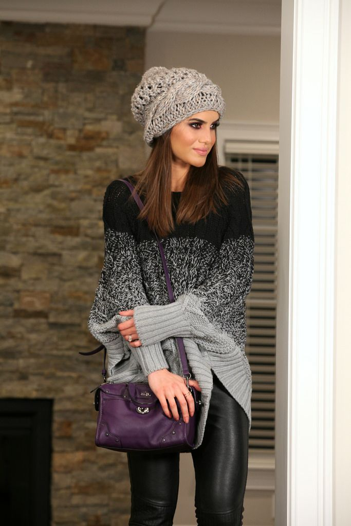 Look do dia: Glam Slip-On & Sweater! 		   por Camila Coelho |  Supervaidosa 		   		   - http://modatrade.com.br/look-do-dia-glam-slip-on-amp-sweater