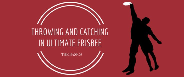 Throwing and Cathing in Ultimate Frisbee - The Basics  In this entry I focused on some basic techniques of throwing and catching in Ultimate. Check it out! :)