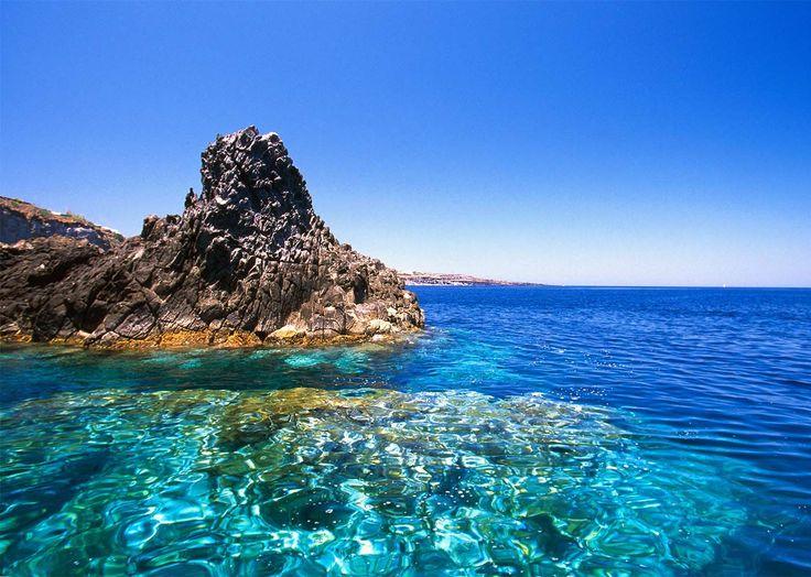 Playas de Pantelaria, Italia - Playas en las que renacer