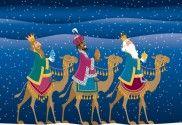 Los Tres Reyes - AudioCuento: Los Reyes Existen?