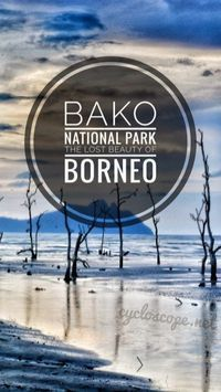 Hiking in Bako National Park and eating in Kuching - the best of Sarawak, Malaysian Borneo Bako National Park is the best place to see wildlife in Sarawak. Just 20km from Kuching, the food capital of Borneo, this park is a must see. #Borneo #Sarawak #nat