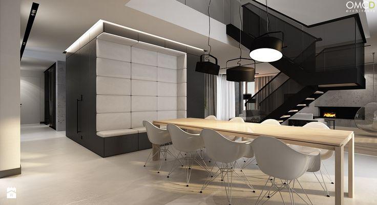 Jadalnia - zdjęcie od OMCD Architects - Jadalnia - OMCD Architects