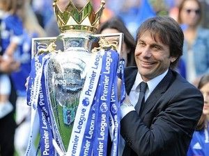 Antonio Conte named LMA Manager of the Year following Chelsea's title success