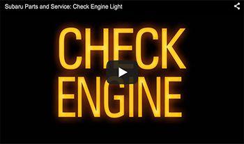Check Engine Light | Tacoma Subaru | New Subaru dealership in Tacoma, WA 98409