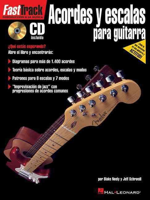 FastTrack Acordes y escalas para guitarra