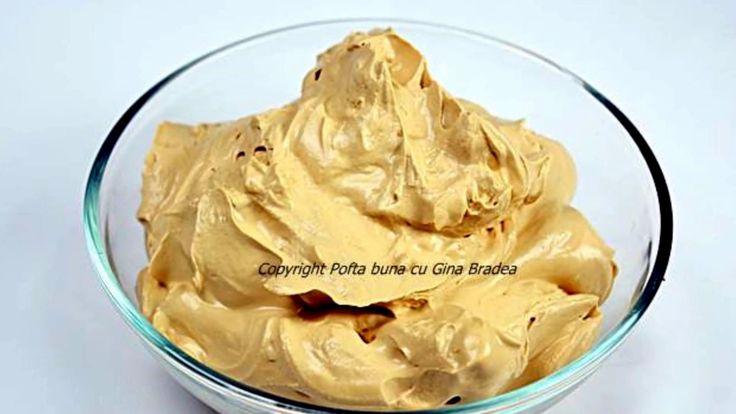 Crema RAPIDA de mascarpone si cafea-ness sau cacao - YouTube