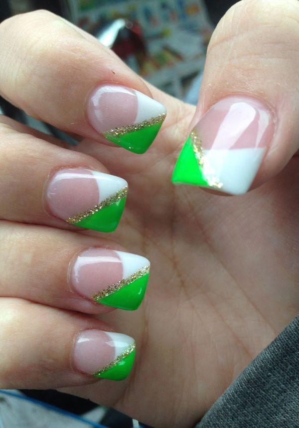 25+ unique Green nail ideas on Pinterest | Matte green nails, Essie and Toe  nail polish - 25+ Unique Green Nail Ideas On Pinterest Matte Green Nails