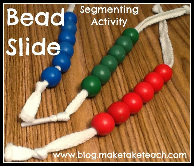 A Tool for Teaching Phoneme Segmentation - pinned by @PediaStaff – Please Visit ht.ly/63sNtfor all our pediatric therapy pins