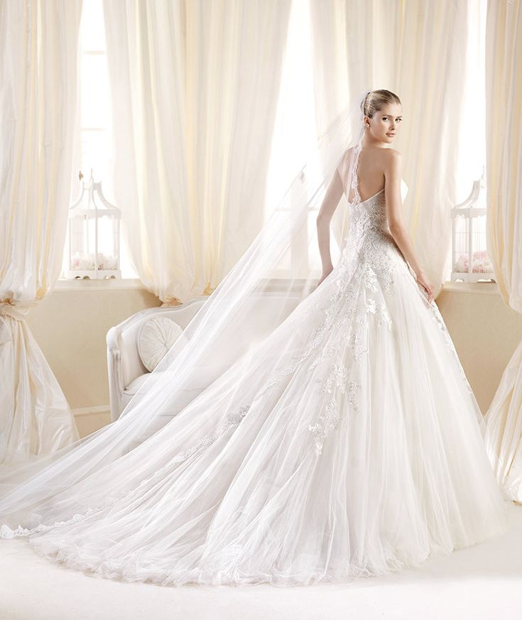 Wedding Dress design ideas La Sposa presents