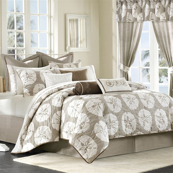 Harbor House Sand Dollar Comforter Set Bedding