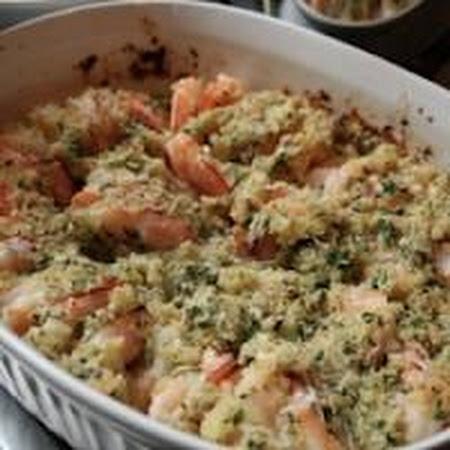 Baked Shrimp Scampi | yummy | Pinterest