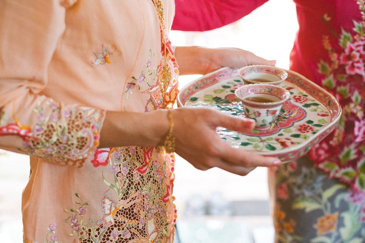 Going gaga over the Peranakan details.