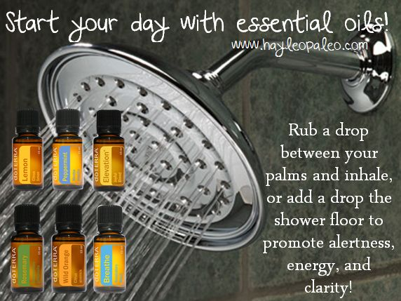 start your day with essential oils perk up, wake up ...