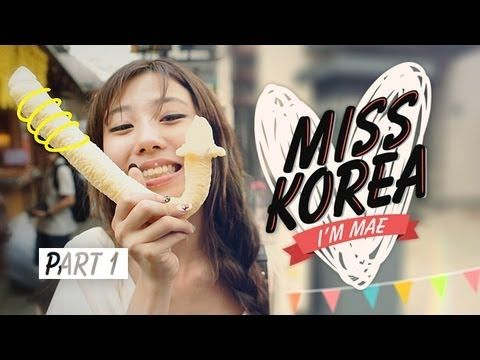 """""""I want to do something that even Koreans don't do it!""""  Singapore rich girl and Top fashion & Beauty Blogger Mae!  100% Real Korea journey of Mae! MISS. KOREA I'm MAE #EP1. MAE, OFF TO KOREA"""