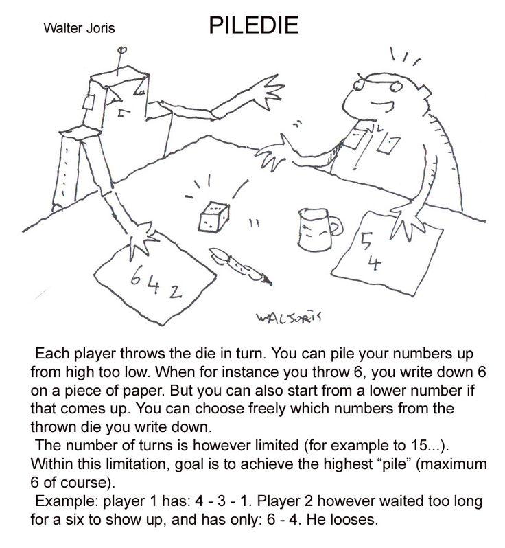 Die game
