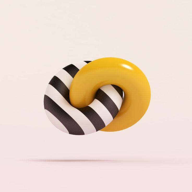 Golden Zebra donuts