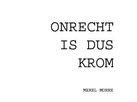ONRECHT