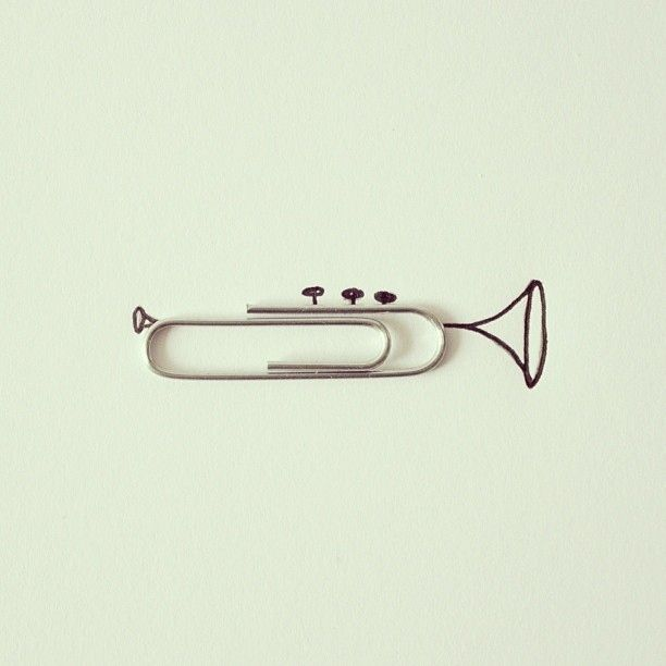 Javier Pérez Turns Everyday Objects into Whimsical Illustrations